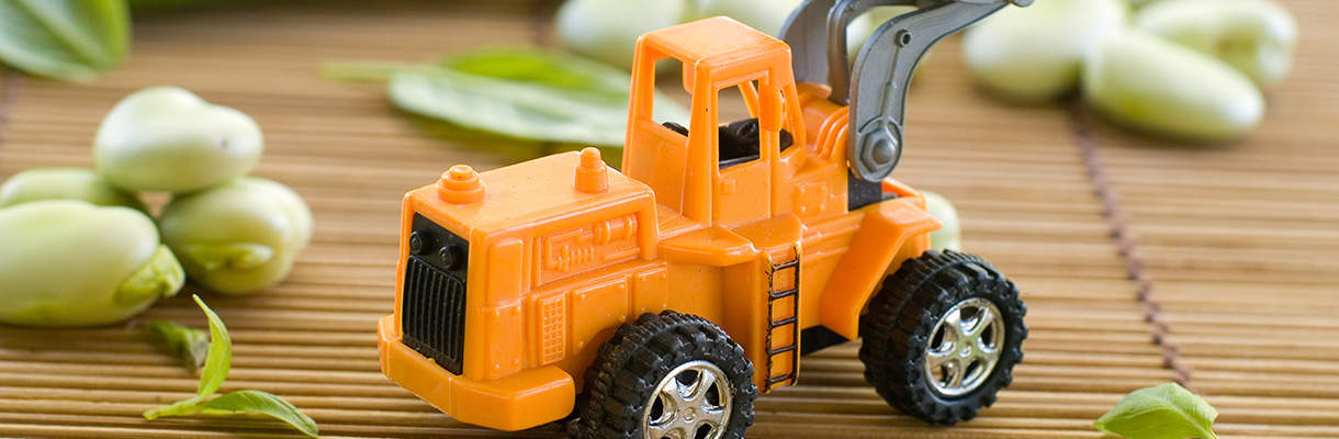 Tractor Toy | Breast Cancer Car Donations